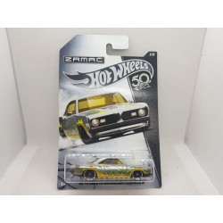 HOTWHEELS 50 3/8 '68 PLYMOUTH BARRACUDA FORMULA S