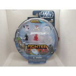 FIGURINE STAR WARS FIGHTER PODS SERIE 2 de chez HASBRO NEUF