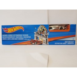 HOTWHEELS DESTRUCTION ROBOT DNN77 de chez MATTEL